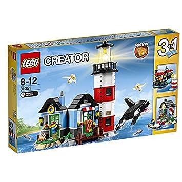 LEGO Bau- & Konstruktionsspielzeug Lego Creator