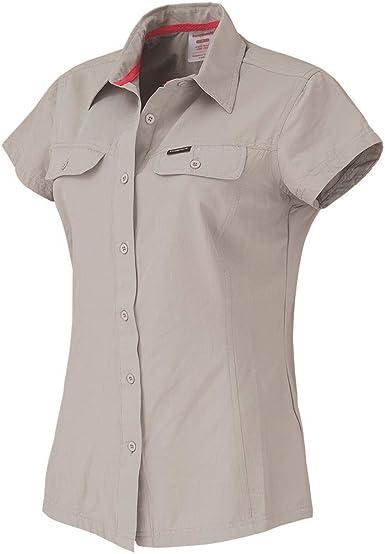 Trangoworld Silkta Camisa, Mujer