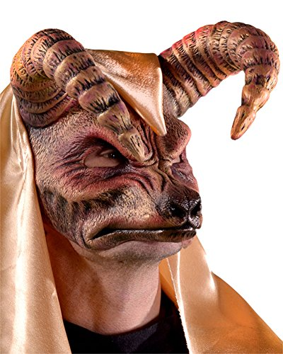 Egyptian Devil Dog Mask -
