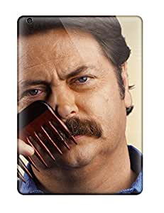 Case Cover Nick Offerman/ Fashionable Case For Ipad Air