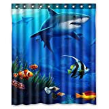 Best Shark Life Cleaning Products - KXMDXA Sea Life Swimming Shark Art Sea Fish Review
