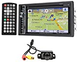 Best POWER ACOUSTIK Backup cameras - Power Acoustik PDN-626B DVD/CD Car Stereo GPS Receiver+Bluetooth+Backup Review