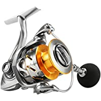 SeaKnight Rapid Saltwater Spinning Reel, 6.2:1 High...