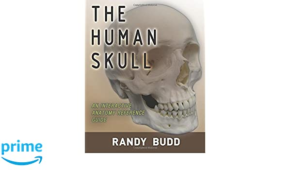 The Human Skull An Interactive Anatomy Reference Guide Randy Budd