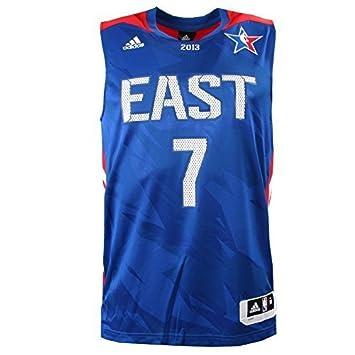 Adidas - Camiseta sin mangas, diseño de jugador Carmelo Anthony de NBA Eastern Allstars New York Knicks azul azul Talla:small: Amazon.es: Deportes y aire ...