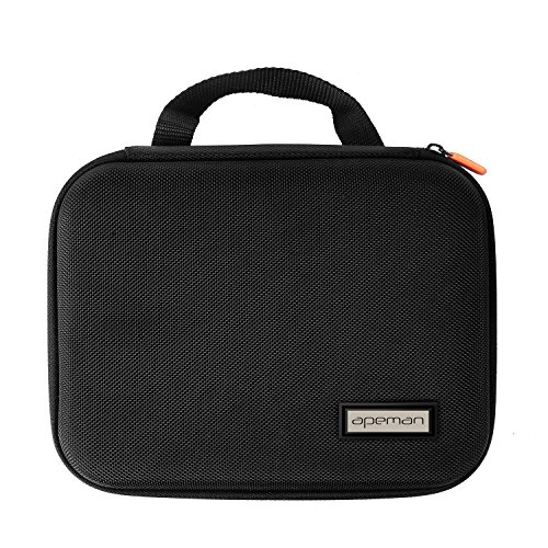 APEMAN Action Camera Carrying Case Housing Case for All APEMAN Action Cameras and Accessories (Black)