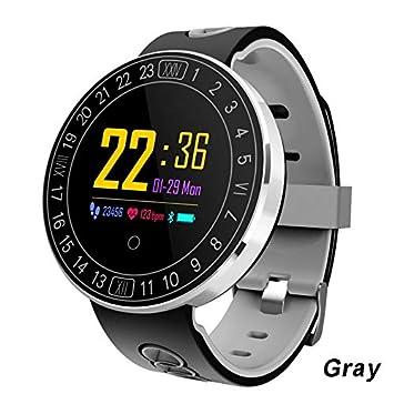 ZCPWJS Pulsera Inteligente Q8 Plus Reloj Inteligente ...