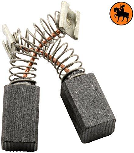 2.6x3.0x4.7 Carbon Brushes for HITACHI DV 16V drill 6.5x7.5x12mm