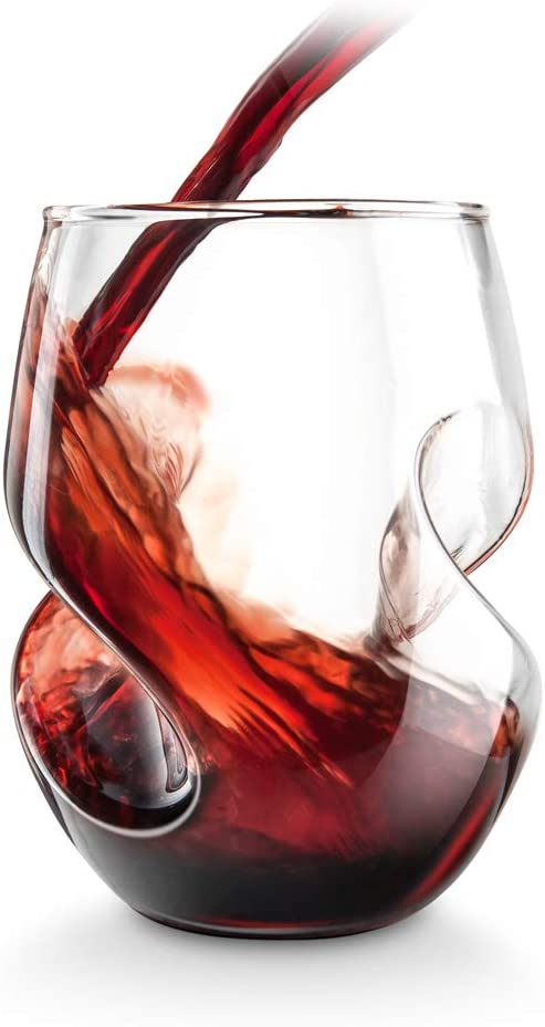 Final Touch Conundrum 16 Ounce Red Wine Glass