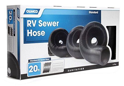 20 ft Standard Sewer Hose, 39611 2PK