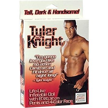 MUÑECO Hinchable REALISTICO Tyler Knight: Amazon.es: Electrónica