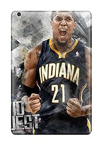 For Ipad Mini/mini 2 Premium Tpu Case Cover Indiana Pacers Nba Basketball (36) Protective Case