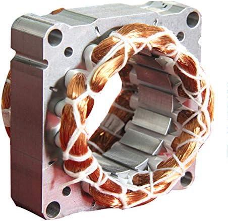 DGLIYJ Ventilatore a Muro, oscillante a velocità variabile Telecomando a 18 Pollici Funzione Timer 60W Elettrico casa/Ufficio