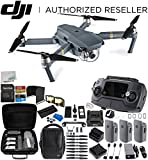 Cheap DJI Mavic Pro Fly More Combo Collapsible Quadcopter 3 Battery Ultimate Bundle