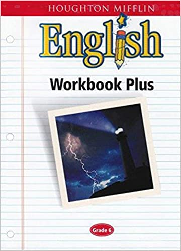 Houghton mifflin english workbook plus grade 6 houghton mifflin houghton mifflin english workbook plus grade 6 houghton mifflin 9780618090655 amazon books fandeluxe Gallery
