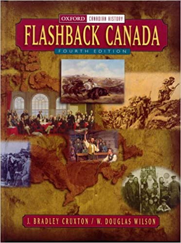 flashback canada fourth edition