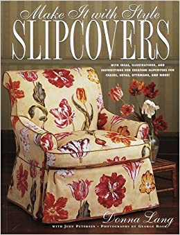 Book Slipcovers (Make it with Style)