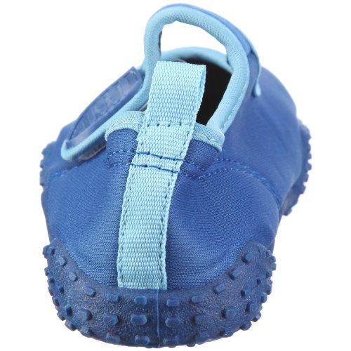 Playshoes Children's Aqua Beach Water Shoes (11.5 M US Little Kid, Blue) by Playshoes (Image #2)