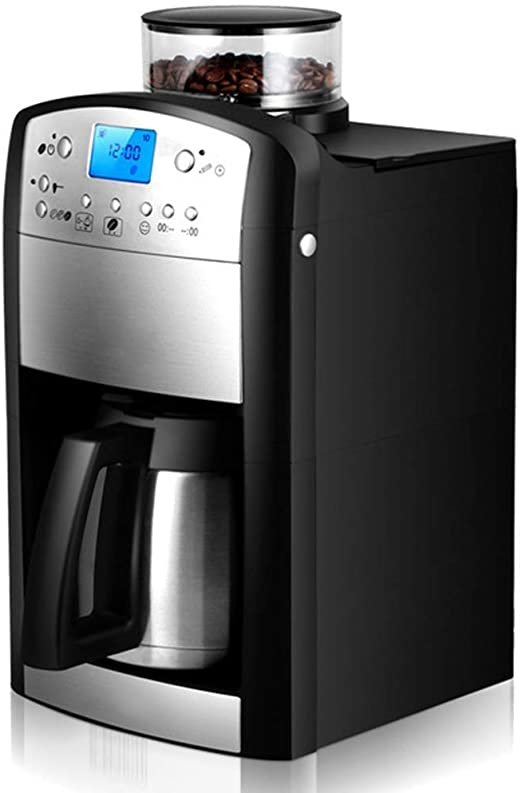 ZFFSC Grano a la Taza de café de la máquina automática de café ...