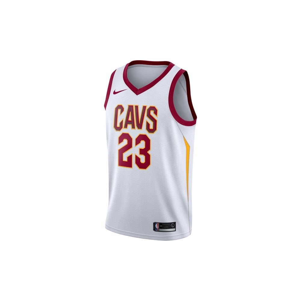best website 87153 5dd48 Nike Lebron James Cleveland Cavaliers NBA Swingman Jersey ...