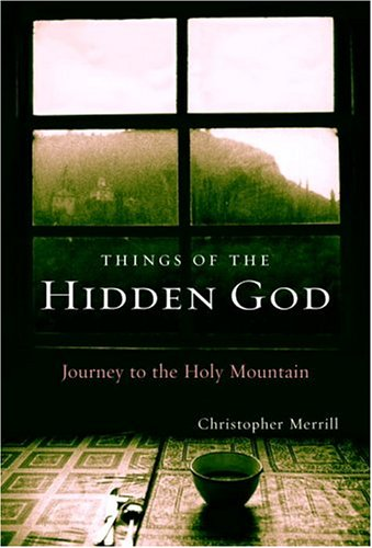 Download Things of the Hidden God: Journey to the Holy Mountain pdf
