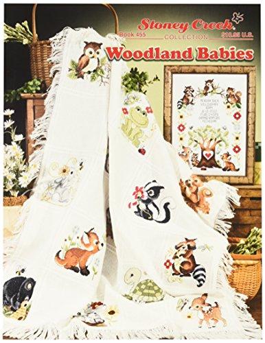 Stoney Creek Woodland Babies (Counted Cross Stitch Book)