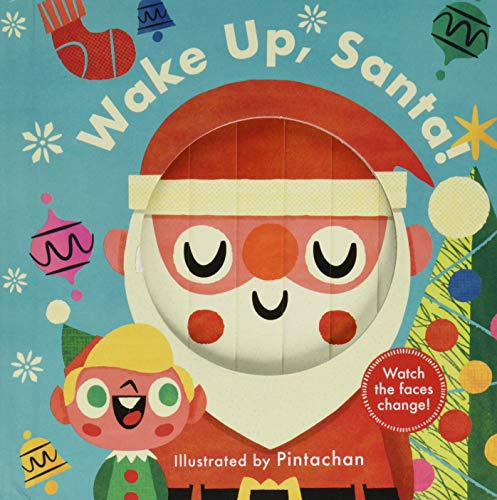 Wake Up, Santa! (A Changing Faces Book)