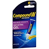 Compound W Wart Remover Gel 0.25 oz (7 g)(Pack of 12)