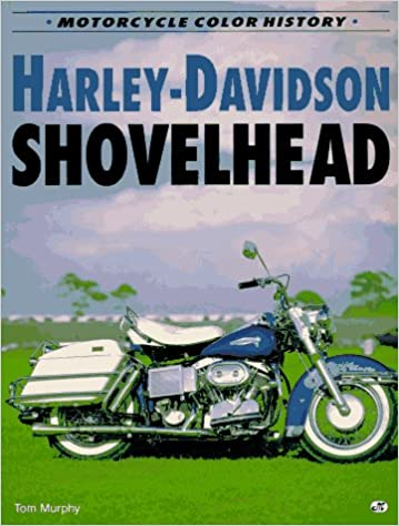 Harley davidson shovelhead motorcycle color history tom murphy harley davidson shovelhead motorcycle color history tom murphy 9780760301647 amazon books fandeluxe Images