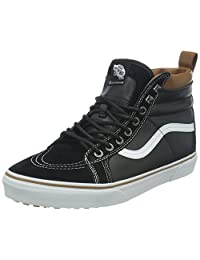 Vans Unisex SK8-Hi MTE (MTE) Black/True White 9 Women/7.5 Men M US