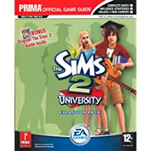 The Sims 2: University, the Official Strategy Guide