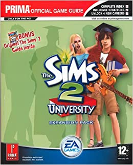 Is sims2 university worth buying?