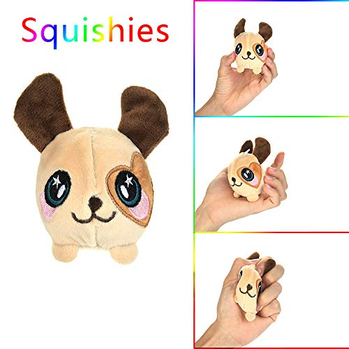 Euone  Squishies Toy Clearance , Furry Dog