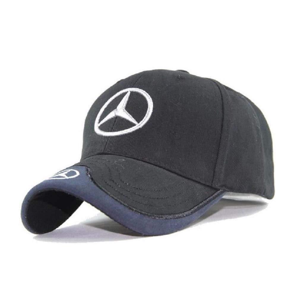 Yuanxi Electronics for Mercedes Benz F1 Racing Hat - Black