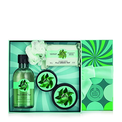 The Body Shop Fuji Green Tea Essential Selection Gift Set by The Body Shop