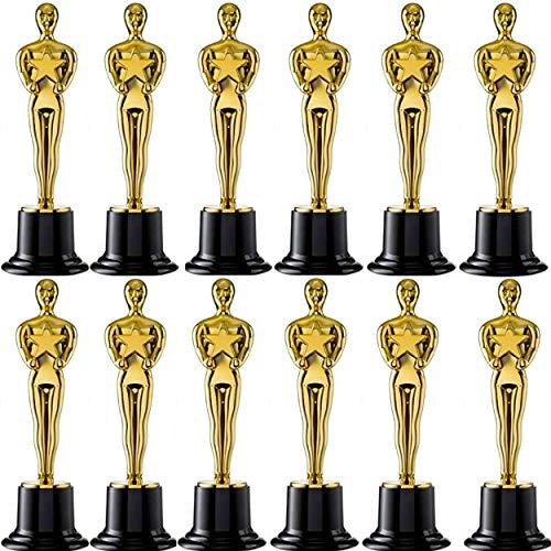 Oscar Gold Award Trophies