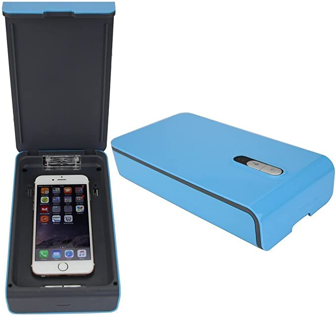 novonest portátil esterilizador UV luz teléfono celular Smartphone ...