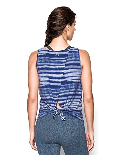 Under Armour Women's UA Perfect City Hopper Printed Tank X-Small FADED INK