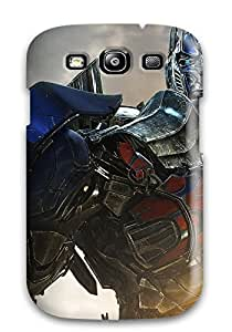 Top Quality Case Cover For Galaxy S3 Case With Nice Transformers Age Of Extinction Optimus Prime Appearance