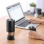 MSQL-Macchina-per-caff-Espresso-Portatile-Macchine-da-caff-Automatiche-per-Piccoli-Viaggi-Polvere-di-caff-in-Capsule-Compatibile-Facile-Pulizia-Due-modalit-di-AlimentazioneNero