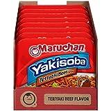 Maruchan Yakisoba Teriyaki Beef, 4.00 Oz, Pack of 8