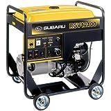 Subaru RGV12100 22.0 HP Gas Powered Industrial Generator, 12000W