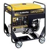 10000 watt portable generator - Subaru RGV12100 22.0 HP Gas Powered Industrial Generator, 12000W