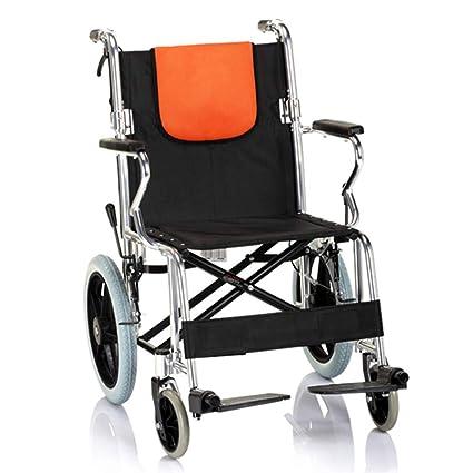 Silla de ruedas Rampas Personas con Movilidad Reducida Plegable y Plegable para 100 kg. Ayudas