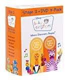 Baby Einstein Stage 2 - DVD 7-Pack Image