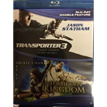 Transporter 3/The Forbidden Kingdom