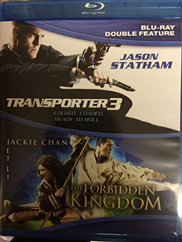 Transporter 3/The Forbidden Kingdom (Blu-Ray Double Feature)