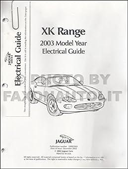 Jaguar Xk8 Wiring Diagram | Repair Manual on