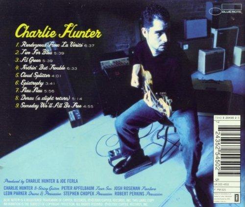 Charlie Hunter
