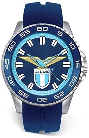 Uhr Offizielles Lazio Fußball Sport 46 mm p-la405ub2